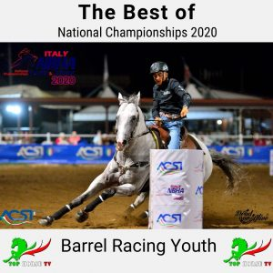 Read more about the article The Best of National Championships 2020 – Barrel Racing Youth